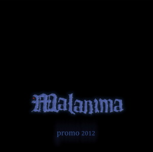 Malanima - Promo 2012 - cover mezza2