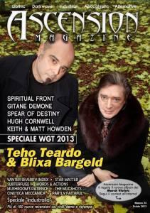 Promo 2012 Ascension Magazine